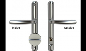 Brisant Secure unveils one of the world's most secure smart door handle and lock