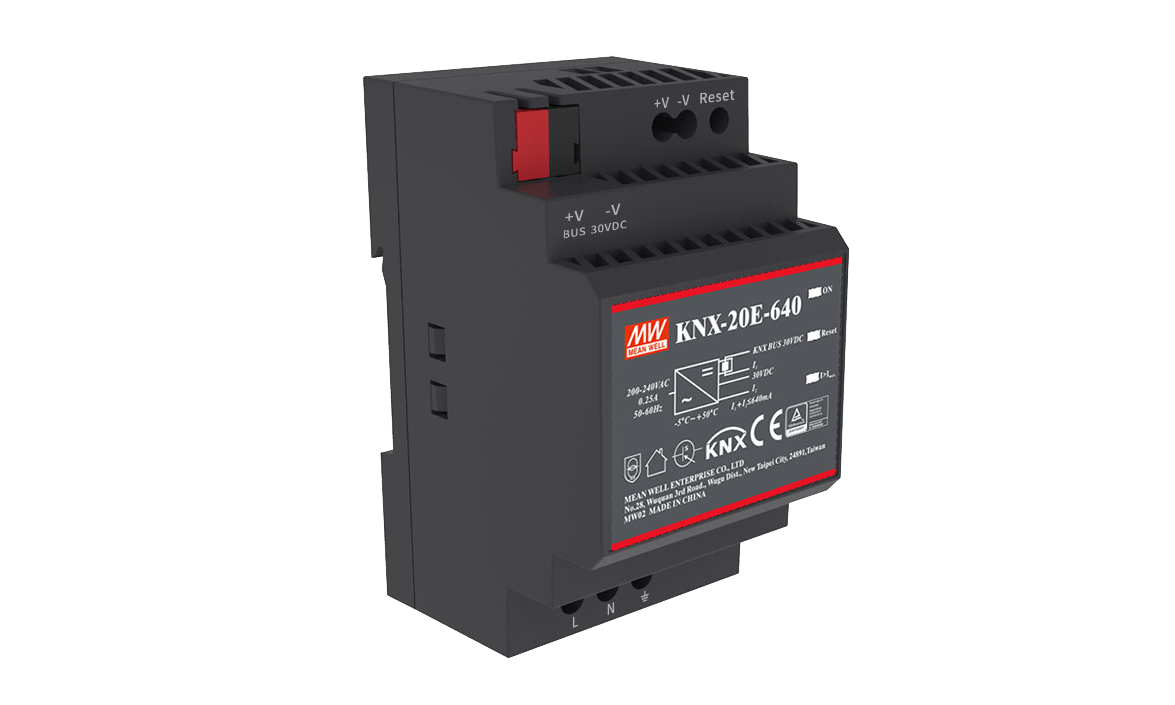 MEAN WELL's KNX Power Supply Available at TTI