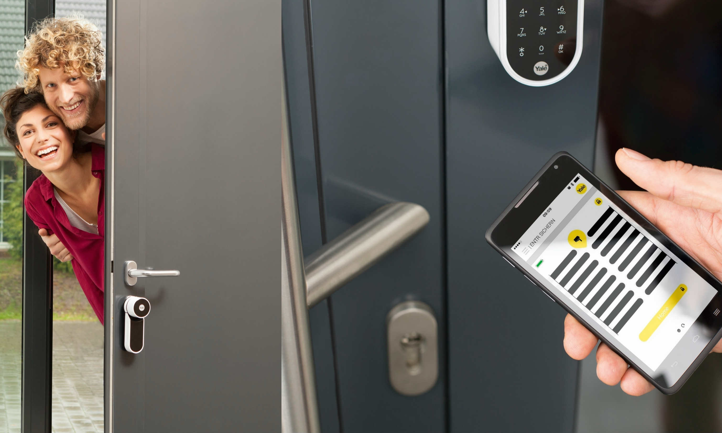 Smart locks will play a major part in the move to connected living
